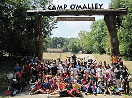 photo from Camp O'Malley