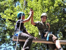 Foto cortes�a de Camp Miniwanca-American Youth Foundation